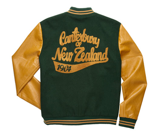 The History & Meaning of Varsity Jackets