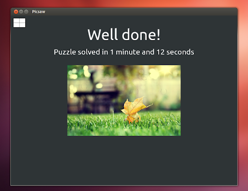 Picsaw su Ubuntu 12.04