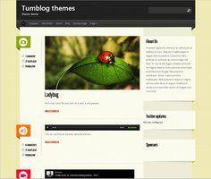 Ubert - Tumblog Theme