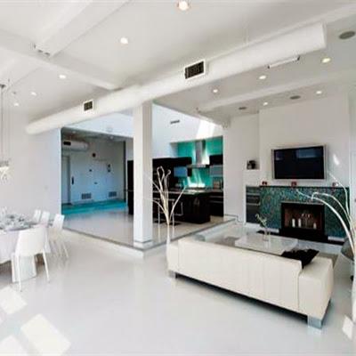 Ідеальний дизайн вашої квартири - білий колір