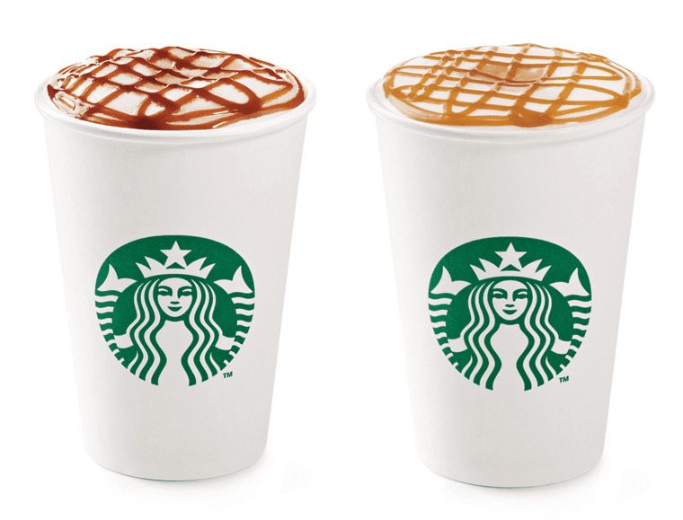 Starbucks Macchiato Beverages, New Food Items, and Promotion for February - April 2015