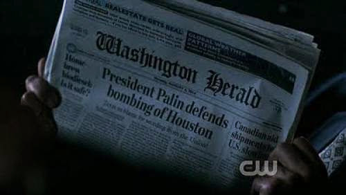 Review Supernatural Season 5 Episode 4 The End