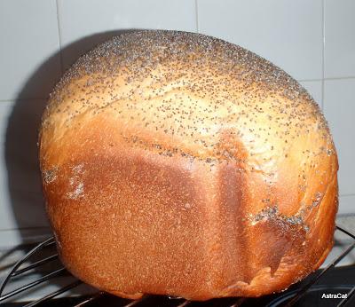 Булка Черкизовская по ГОСТу в хлебопечке