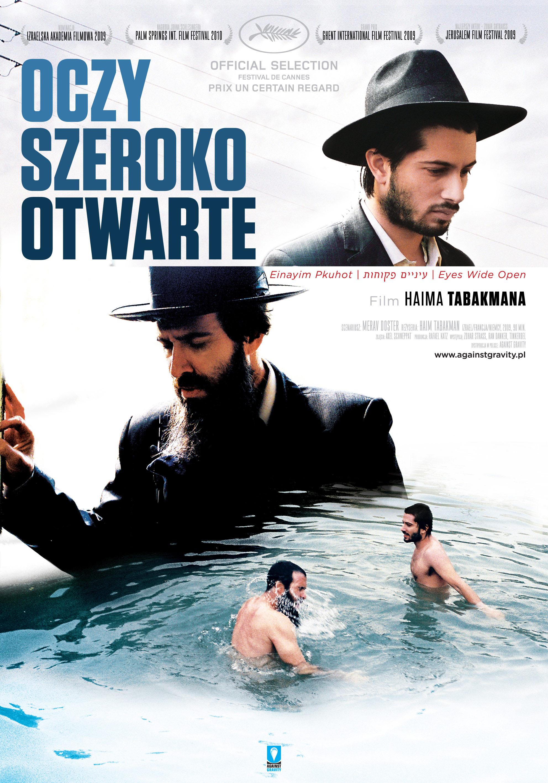 Polski plakat filmu 'Oczy Szeroko Otwarte'