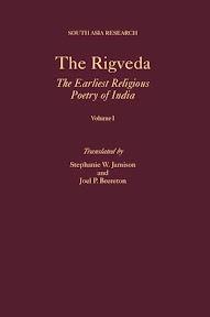 [Jamison/Brereton: The Rigveda, 2014]