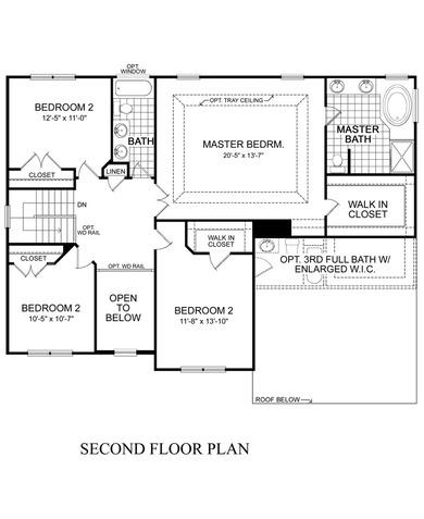 Building our Covington by DR Horton Update The Floor Plans