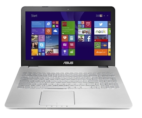 Asus N551JQ Drivers  download for windows 8.1 64bit