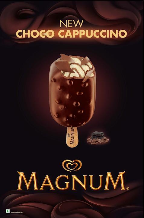 New Magnum Choco-Cappuccino