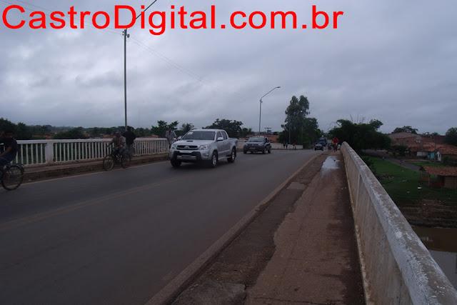 Ponte sobre o Rio Mearim em Bacabal