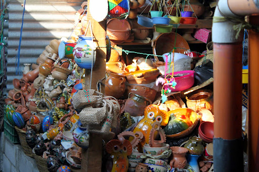 Market.  From Hit The Road to Antigua: Top Five Road Trip Destinations of Guatemala