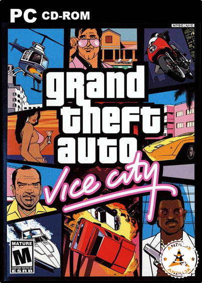 gta vice city cover pc