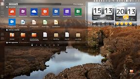 Lanzadores para las aplicaciones online de Microsoft en Ubuntu