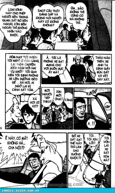 Detective Conan Chap 436 - Truyen.Chap.VN