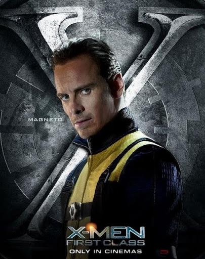 Erik Lehnsherr or Magneto