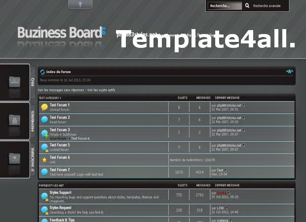 Business Board Phpbb3 Style