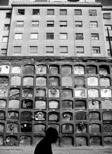 Los pisos (Cementiris), 1981