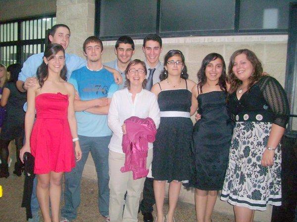 graduación Vegadeo