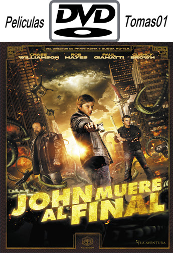 John muere al final (John Dies at the End) (2012) DVDRip