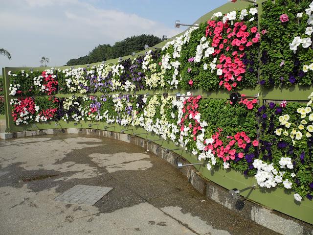 造型花牆區