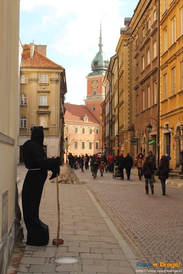 Warszawa - śmierć na starym rynku