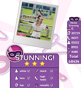 Fashion Party Dress Up Level 14 - Horse Eventing - Anne - Stunning! Three Stars