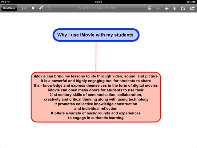 TEACHING WITH iPAD IN A FLIPPED CLASSROOM: iMovie  Why I