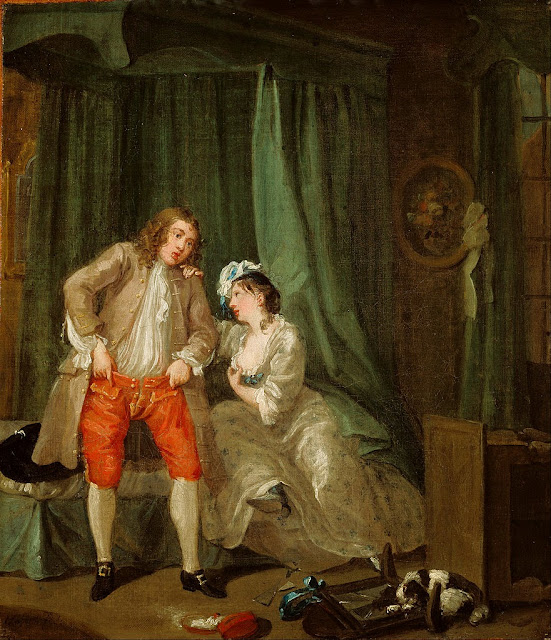 William Hogarth - After