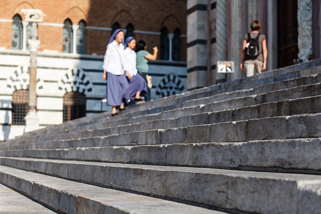 Сиена - фотообзор города