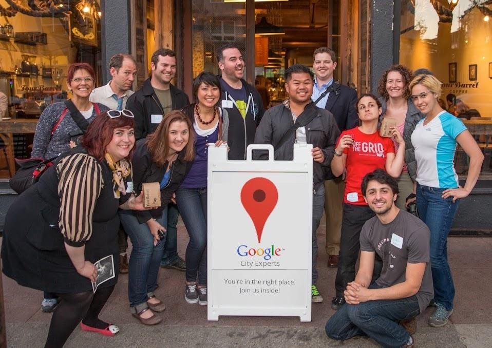 Google City Expert
