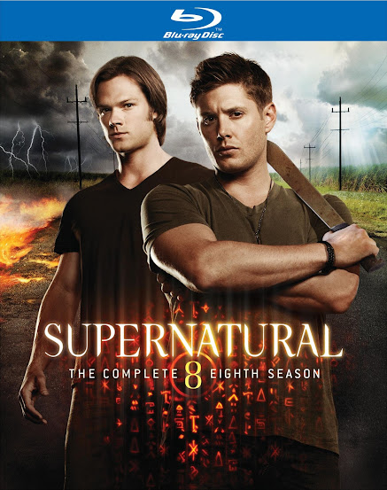 Supernatural – Temporada 8 [4xBD25]