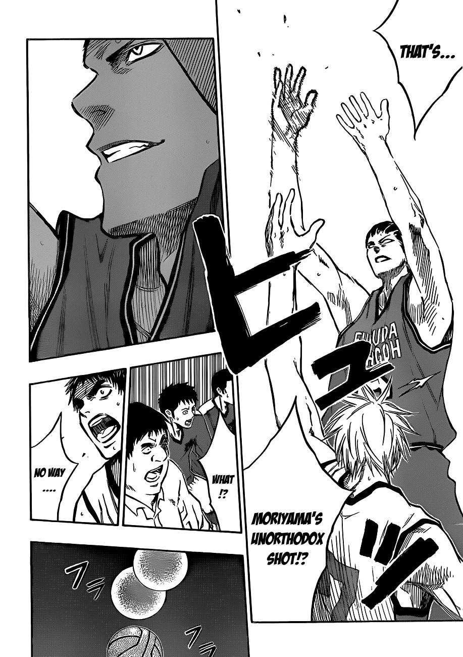 Kuroko no Basket Manga Chapter 171 - Image 14