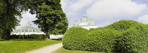 Bruselas Valonia: jardín en Bruselas