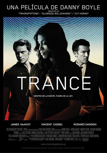 Trance, cartel