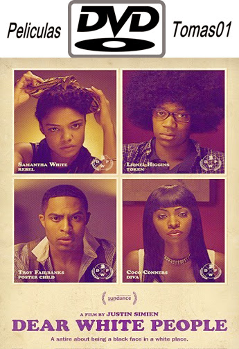 Dear White People (2014) DVDRip