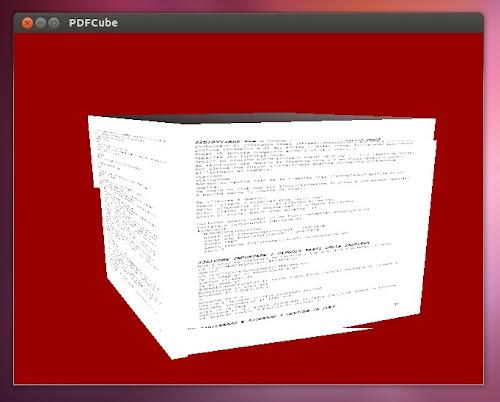 PDF Cube