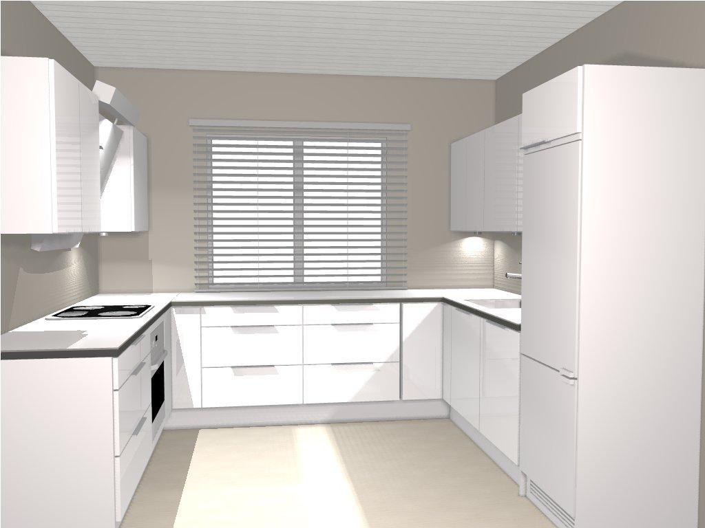 Living a dream Uusi koti keittiö