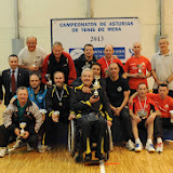 Campeonato de Asturias de veteranos 2013
