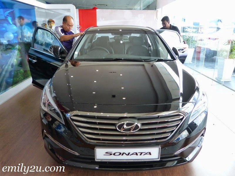 new models of Hyundai Sonata