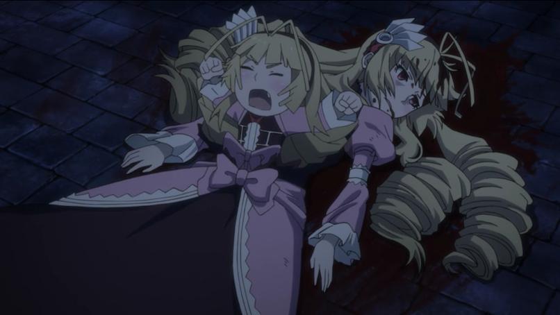 12 Days of Anime Chaika the Coffin Princess Image 1