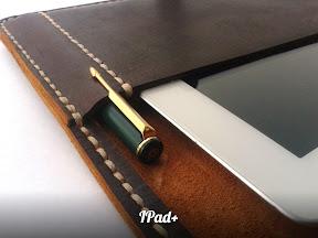 handmade folder iPad+
