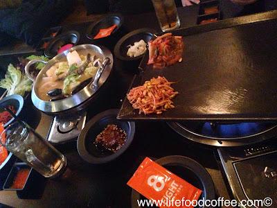 Eight Korean BBQ, www.lifefoodcoffee.com