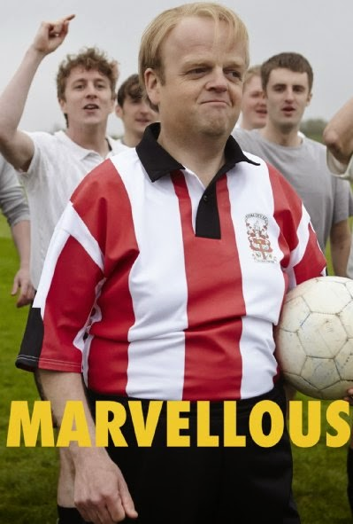 Poster Of English Movie Marvellous (2014) Free Download Full New Hollywood Movie Watch Online At Alldownloads4u.Com