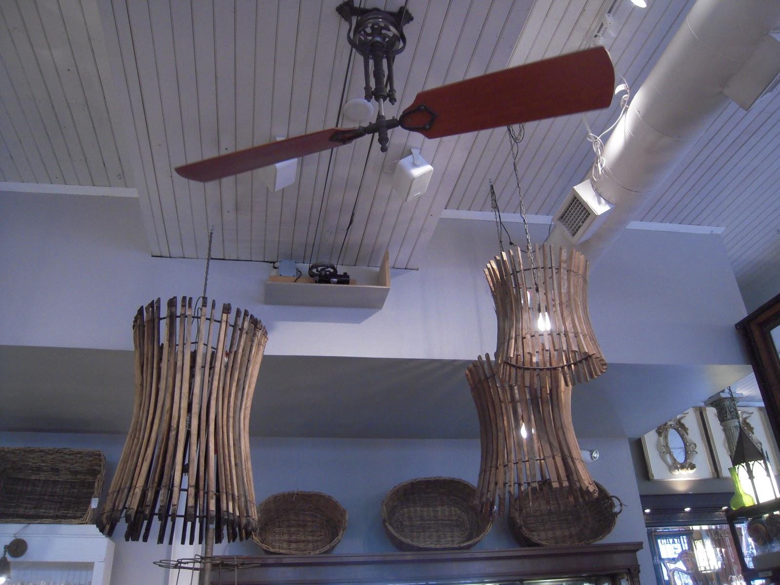 Tyd paris market - Ceiling fan pulley system ...