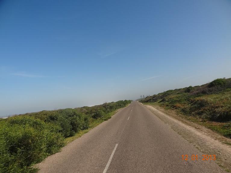 marrocos - Marrocos e Mauritãnia a Queimar Pneu e Gasolina DSC05380