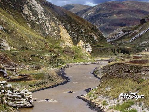 Río Mantaro. Foto: Otto Tiger