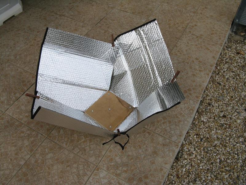 """Mon """"Copenhagen Solar Cooker"""" IMG_0024"""