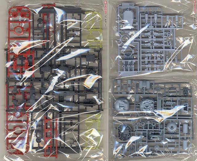 Sản phẩm lắp ghép RB-79 Ball Twin Set HGUC 1/144 được sản xuất tại Nhật Bản
