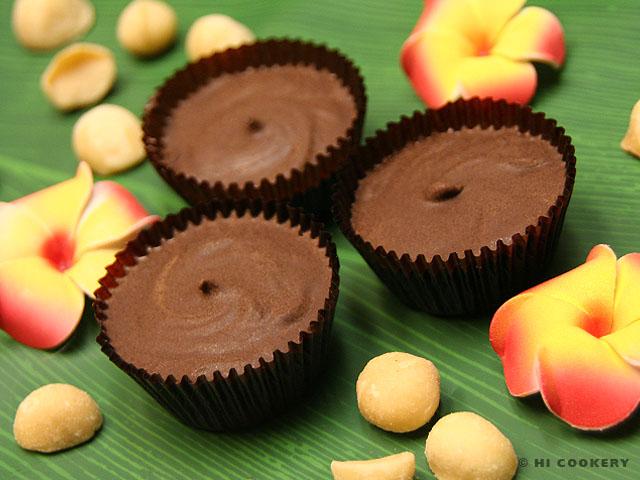 Chocolate-Covered Macadamia Nuts | HI COOKERY