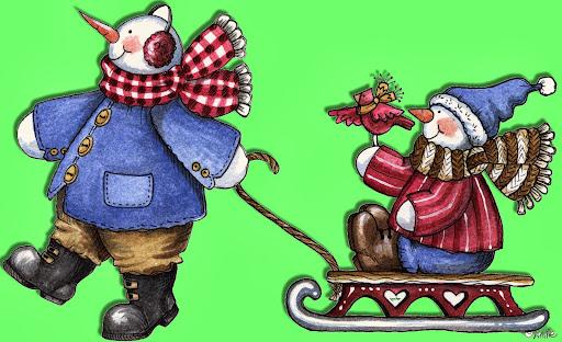 Snowmen Sledding.jpg