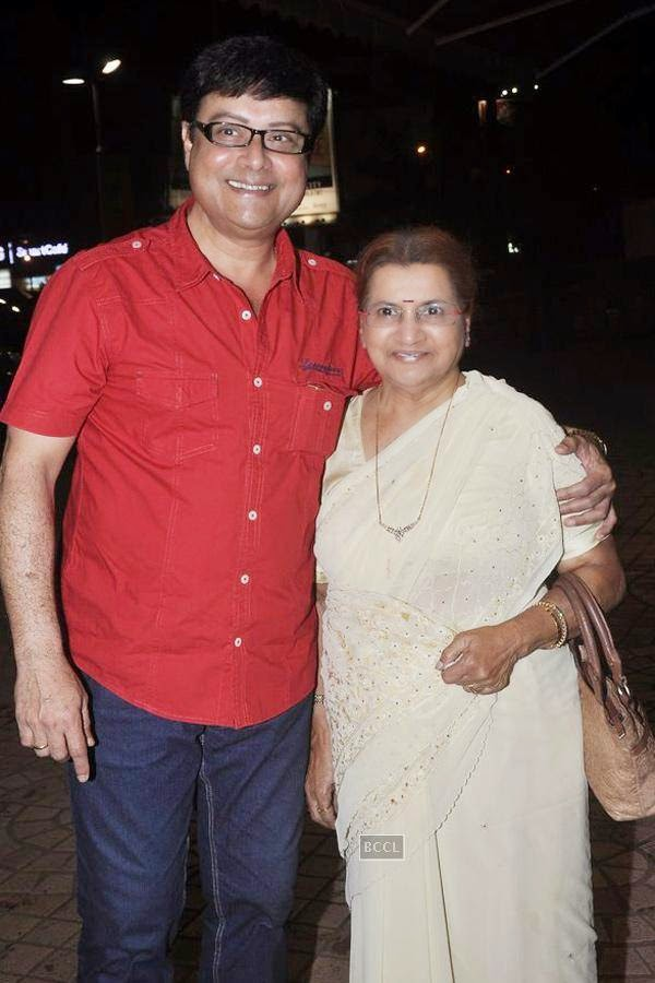 Sachin Pilgaonkar during the screening of Poshter Boyz, in Mumbai, on July 30, 2014. (Pic: Viral Bhayani)